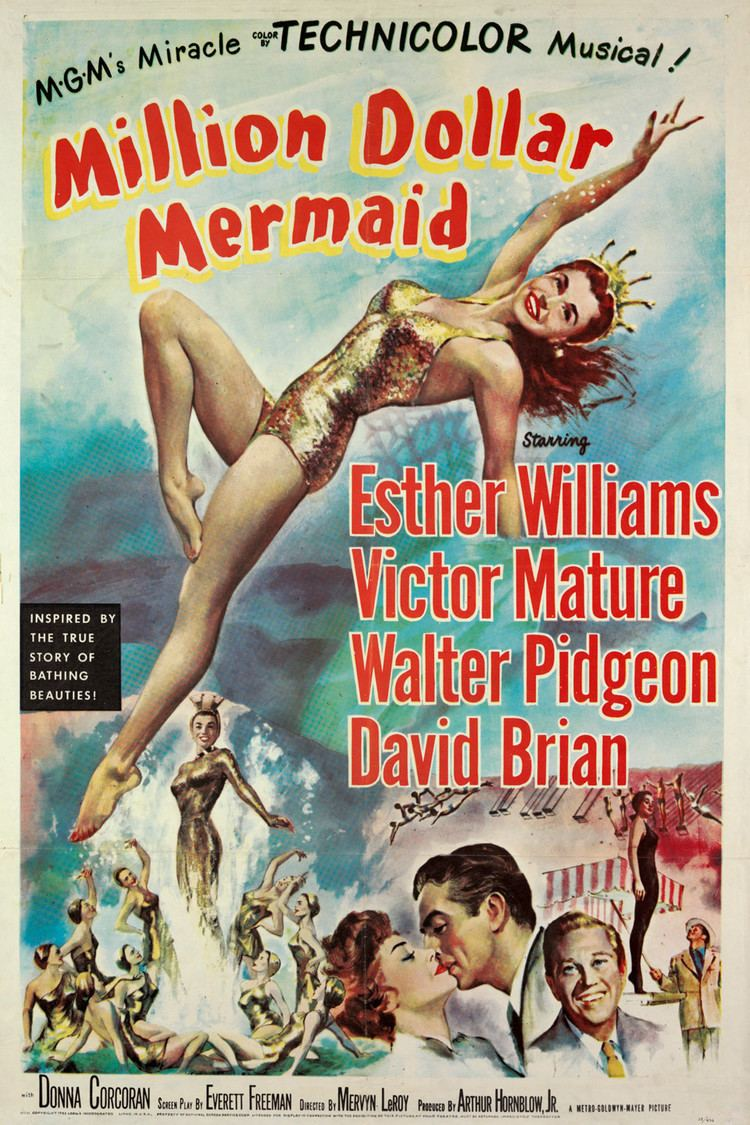 Million Dollar Mermaid wwwgstaticcomtvthumbmovieposters7826p7826p