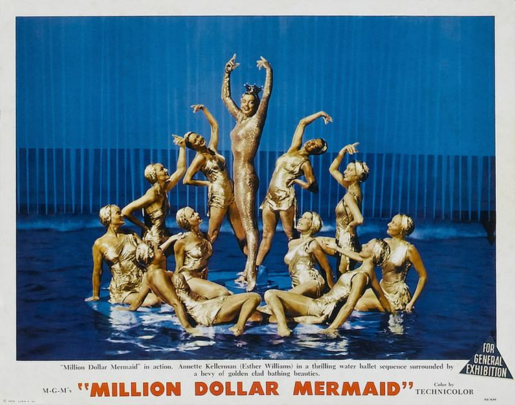 Million Dollar Mermaid Old Hollywood Films 1001 Classic Movies Million Dollar Mermaid