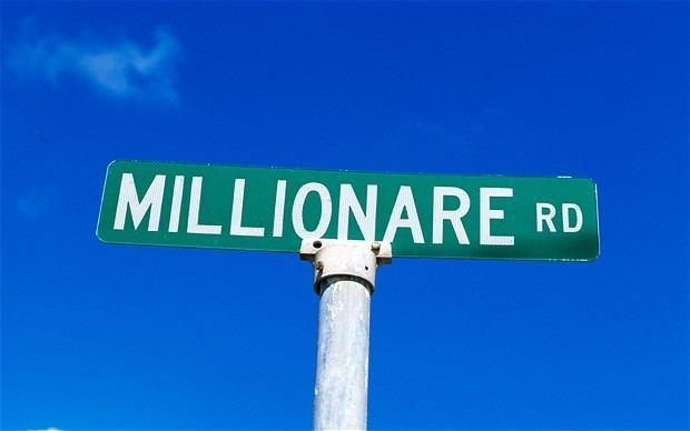 Millionaire Connecticut Ranks 2 in Millionaires New Jersey Drops to 3