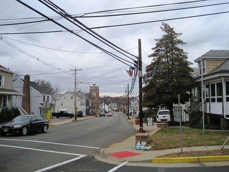 Milltown, New Jersey