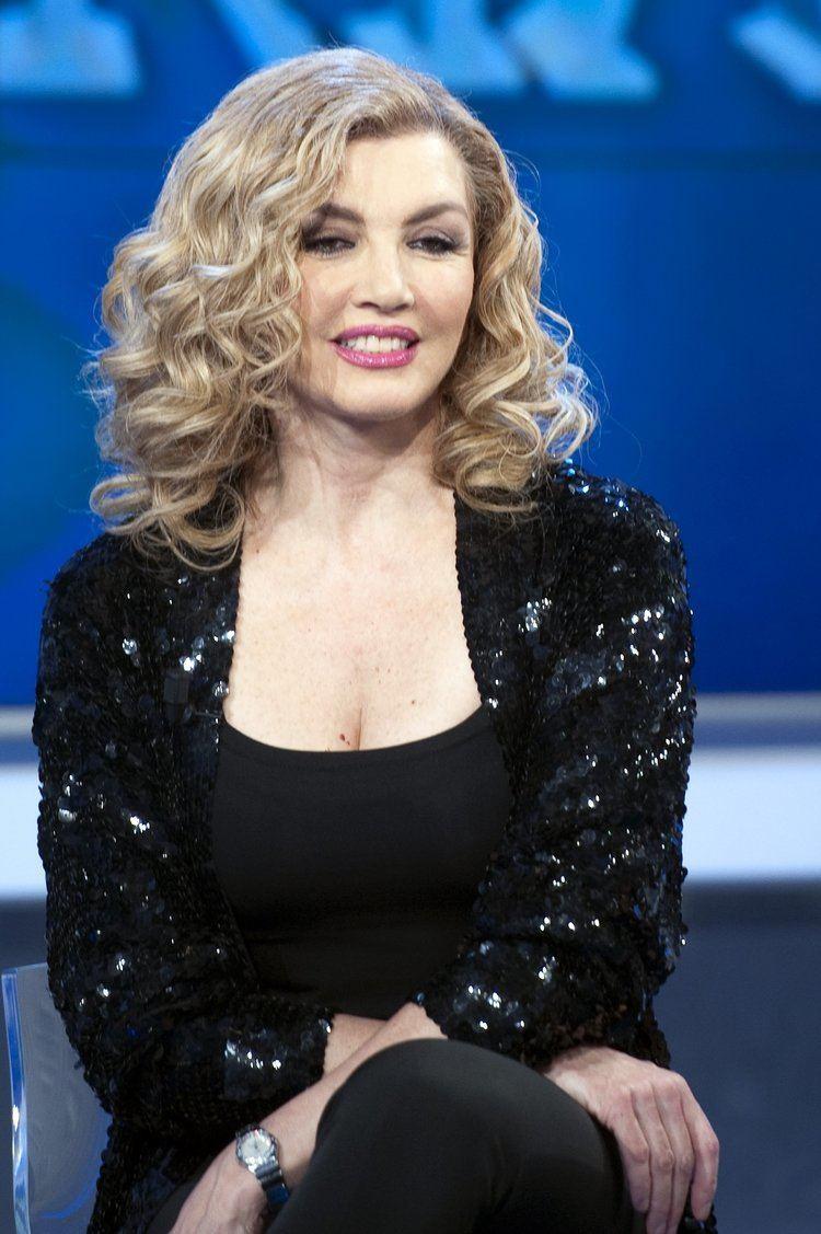 Milly Carlucci (born 1954)
