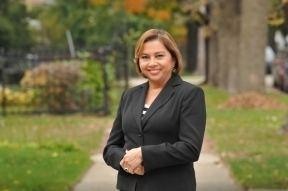 Milly Santiago Chicago Hispanic Newspaper Lawndale News Hispanic Bilingual