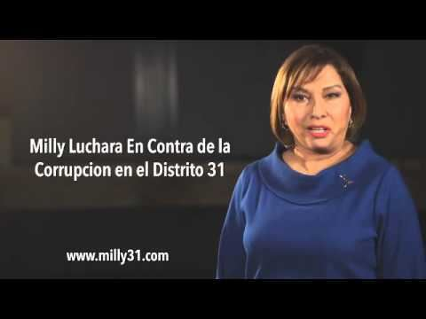 Milly Santiago Milly Santiago 31st Ward Spanish Commercial YouTube
