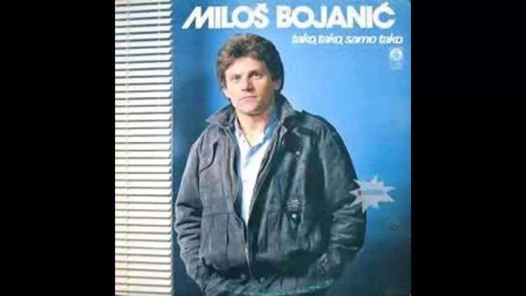 Miloš Bojanić Milos Bojanic Tako tako samo tako Audio 1985 HD YouTube