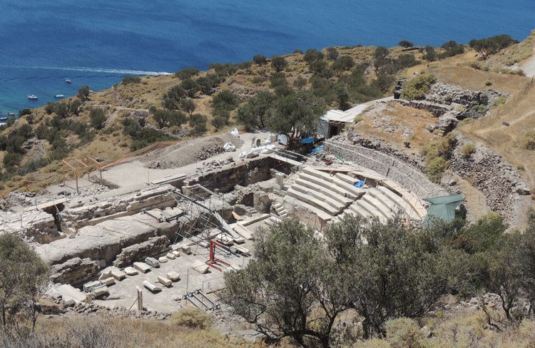 Milos in the past, History of Milos