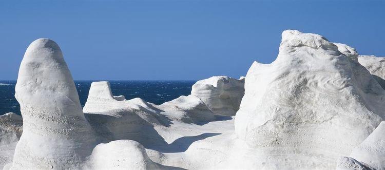 Milos Beautiful Landscapes of Milos