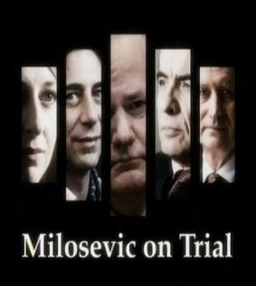 Milosevic on Trial movie poster