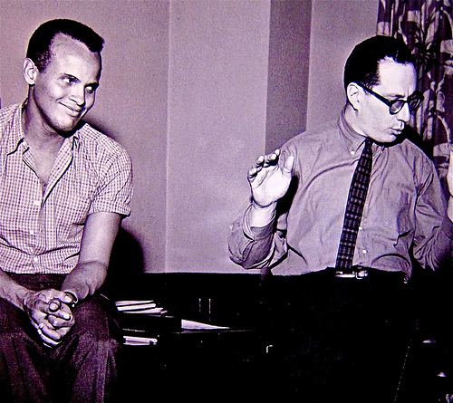 Milt Okun Legendary Music Man Milt Okun Belafonte to John Denver to Placido