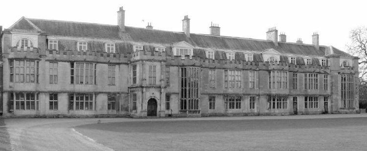 Milton Hall A Tale of Three Houses Menabilly Milton Hall and Manderley