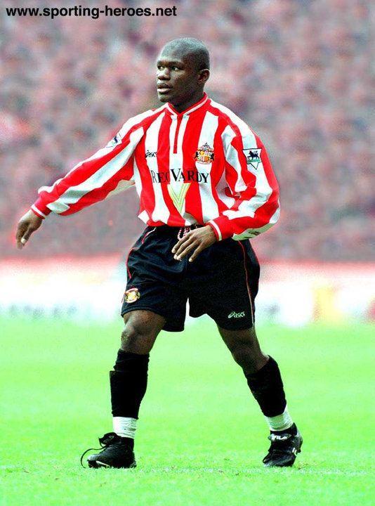 Milton Núñez Milton NUNEZ League appearances for The Black Cats Sunderland FC