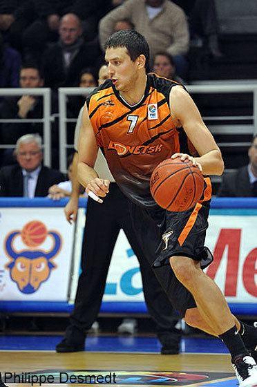Milutin Aleksić Milutin Aleksic EuroCup 2006 FIBA Europe
