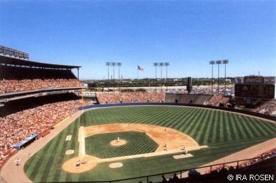 Milwaukee County Stadium Milwaukee County Stadium