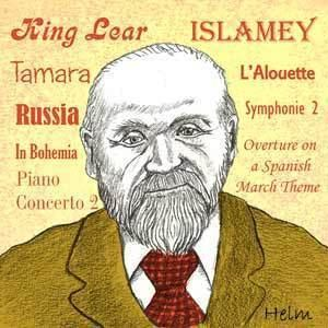 Mily Balakirev Mily Balakirev the Russian pianist and composer mentor of The Five