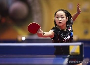 Mima Ito Ito is the 2015 German Opens champion VIDEOS