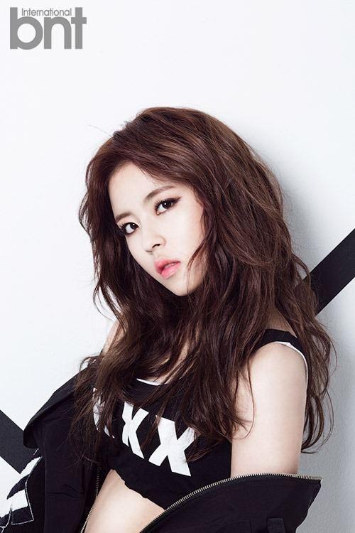 Min Do-hee TinyG Min Do Hee bnt International December Korean