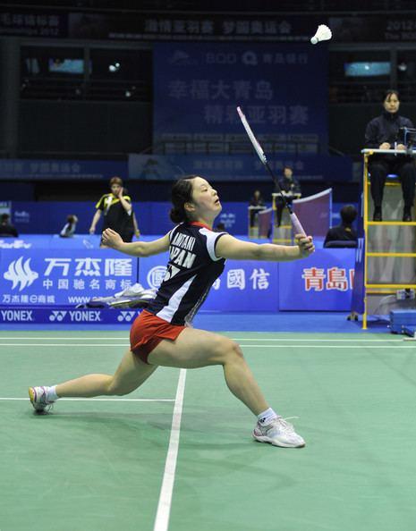 Minatsu Mitani Minatsu Mitani Photos 2012 Badminton Asia Championships