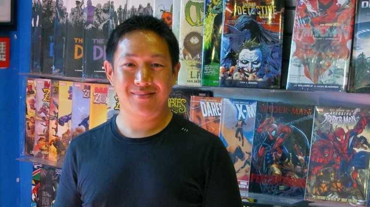 Ming Chen Fanboy Factor Podcast Episode 37 Comic Book Men39s Ming