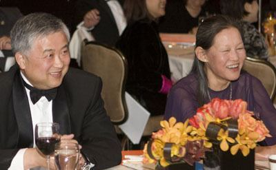 Ming Hsieh Committee Fetes Three Business Leaders at Los Angeles