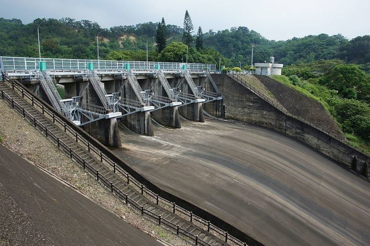 Mingte Dam