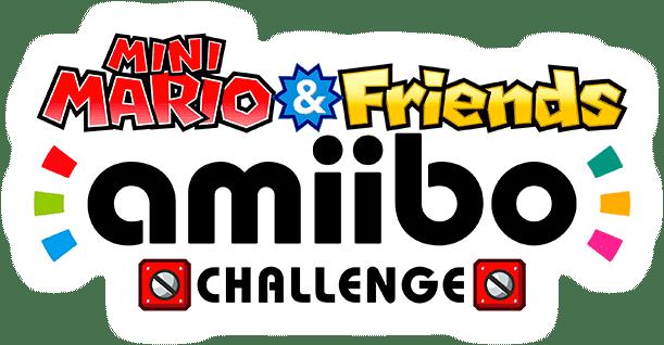 Mini Mario & Friends: Amiibo Challenge Mini Mario amp Friends amiibo Challenge Official Site