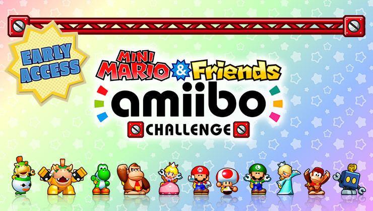 Mini Mario & Friends: Amiibo Challenge vgtidbitscomwpwpcontentuploads201603minim