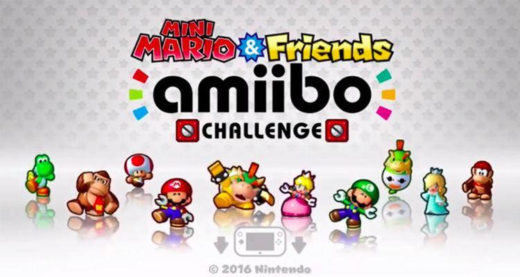 Mini Mario & Friends: Amiibo Challenge Kotaku