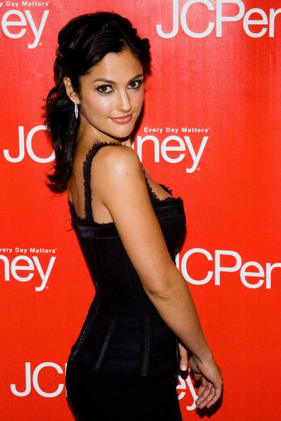 Minka (actress) Minka Kelly Photos JCPenney Presents quotStyle Your Spring