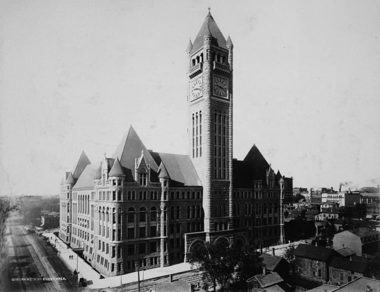Minneapolis in the past, History of Minneapolis