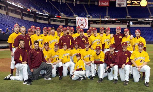 low priced 7cfcc 3bc52 Minnesota Golden Gophers baseball - Alchetron, the free ...