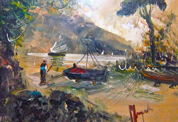 Mino Argento Mino Argento Art for Sale