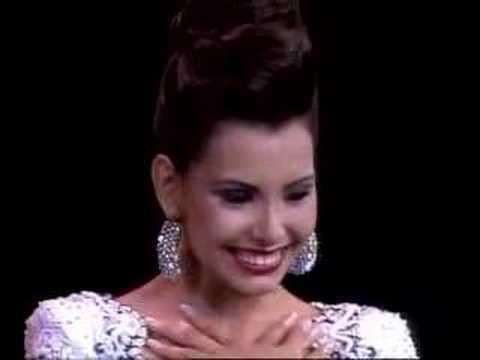Minorka Mercado Miss Venezuela 1993 Minorka Mercado BroadbandTV