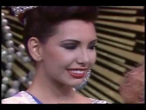 Minorka Mercado Miss Venezuela 1993 Minorka Mercado YouTube