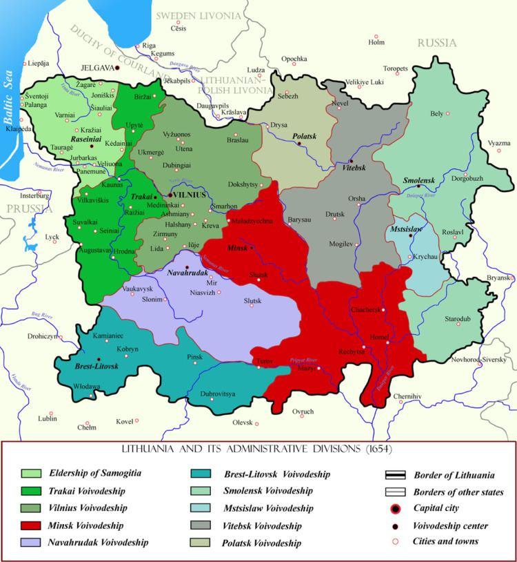 Minsk Voivodeship