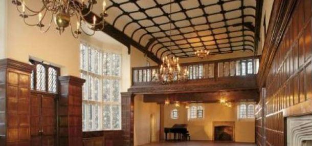 Minstrels' gallery Wedding venues with minstrels39 galleries WeddingVenuescom