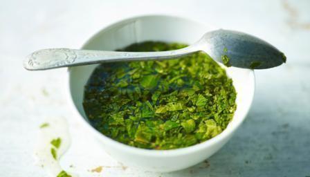 Mint sauce ichefbbcicoukfoodicfood16x9448recipesrea