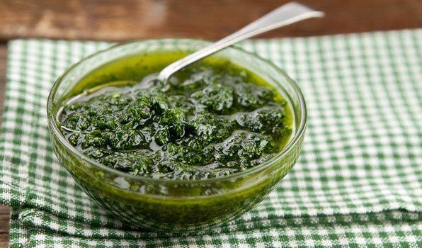 Mint sauce Mint Sauce In the Kitchen with Stefano Faita