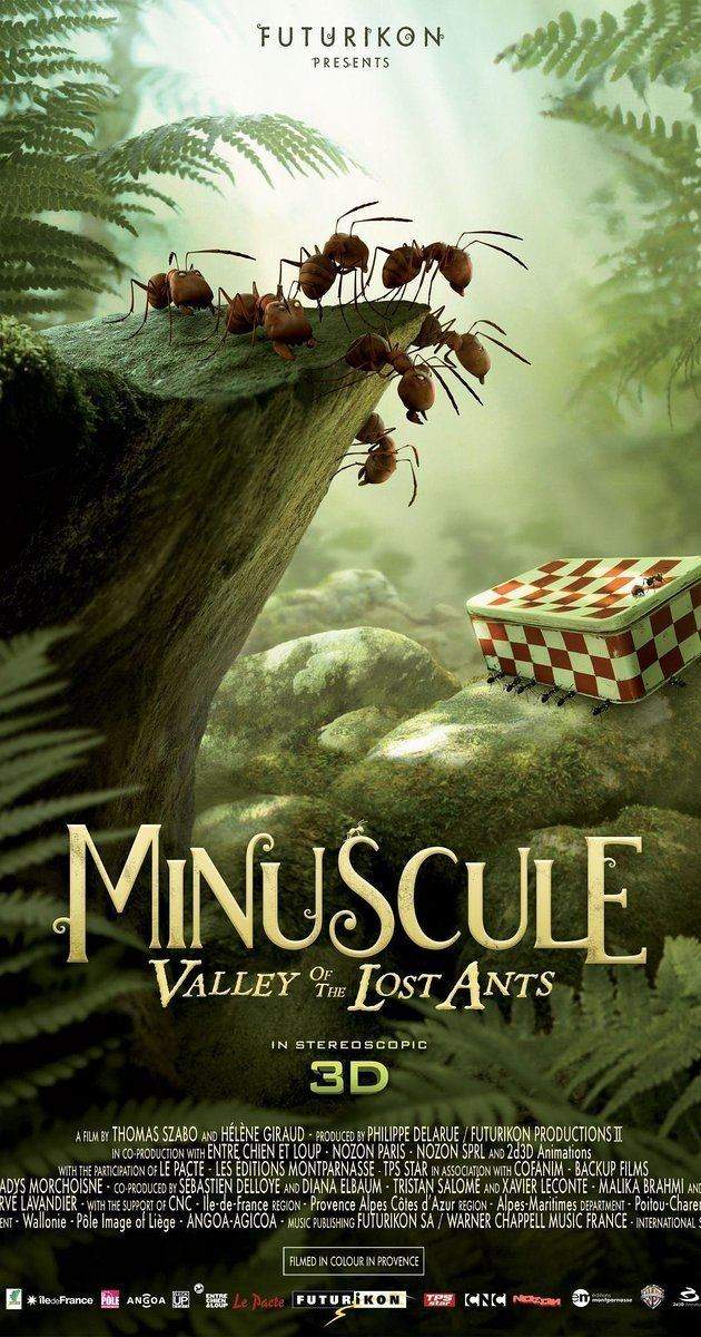Minuscule: Valley of the Lost Ants Minuscule Valley of the Lost Ants 2013 IMDb