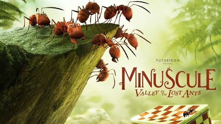 Minuscule: Valley of the Lost Ants Minuscule Valley of the Lost Ants YouTube