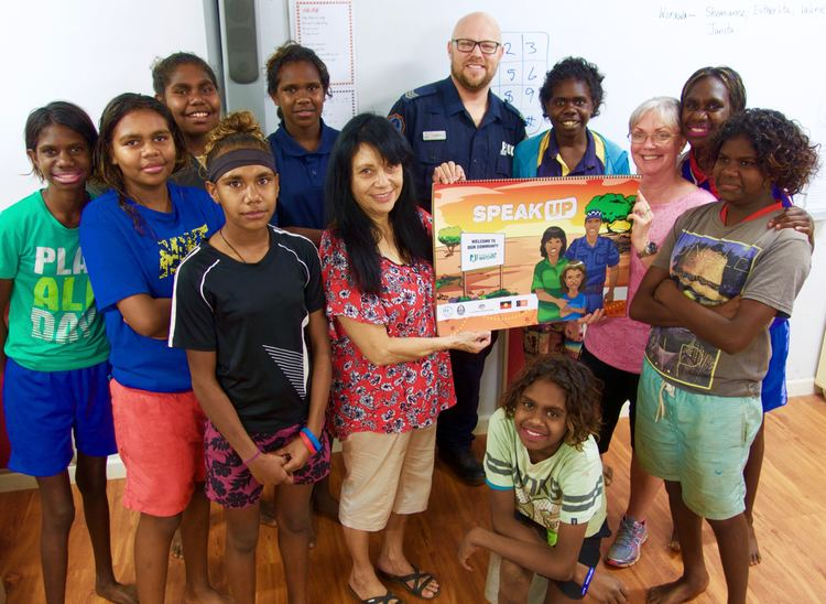 Minyerri, Northern Territory Minyerri School becomes more resilient