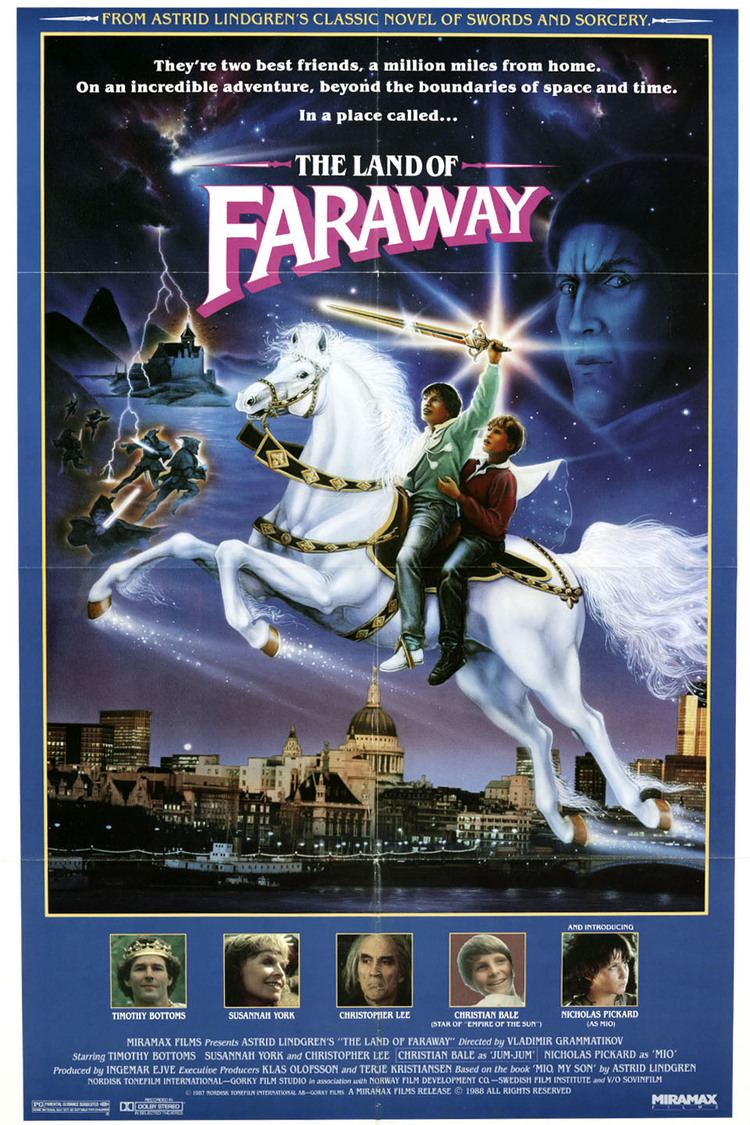 Mio in the Land of Faraway wwwgstaticcomtvthumbmovieposters11461p11461