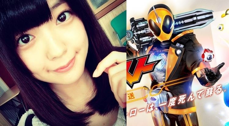 Mio Kudo Former JP Model Mio Kudo Joins Kamen Rider Ghost Cast Orends