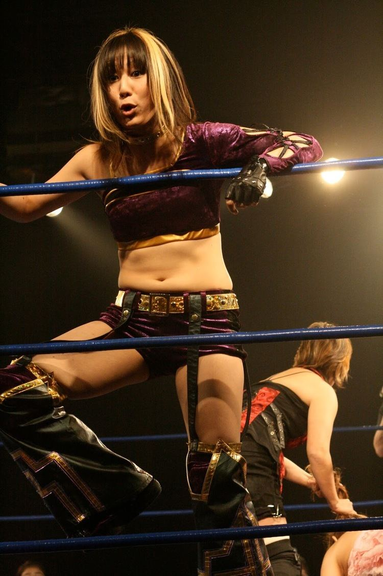 Mio Shirai Ultimate Sports Talk Mia Yim in Japan Fantasy Opponents
