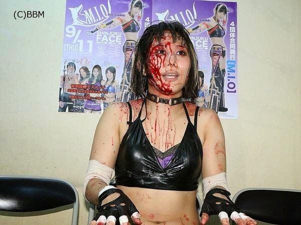 Mio Shirai Ultimate Sports Talk Mio Narumiya Isami vs Ozaki