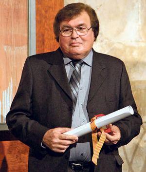 Miquel Bestard Miquel Bestard galardonado con el Cornelius Atticus Comit Balear