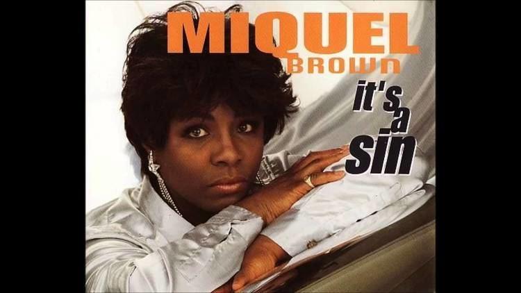 Miquel Brown Miquel Brown It39s A Sin Radio Edit YouTube