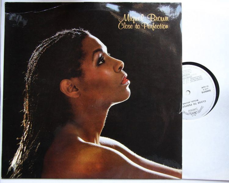 Miquel Brown Miquel Brown Close To Perfection Records LPs Vinyl and