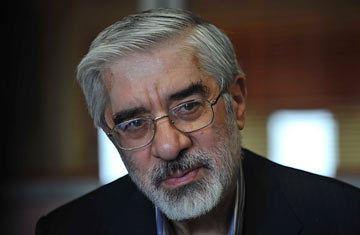 Mir-Hossein Mousavi QampA Iranian Presidential Candidate MirHossein Mousavi TIME