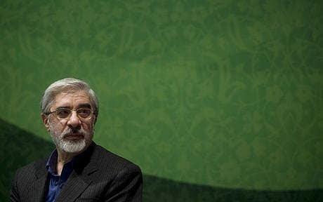 Mir-Hossein Mousavi Profile MirHossein Mousavi Iran39s presidential