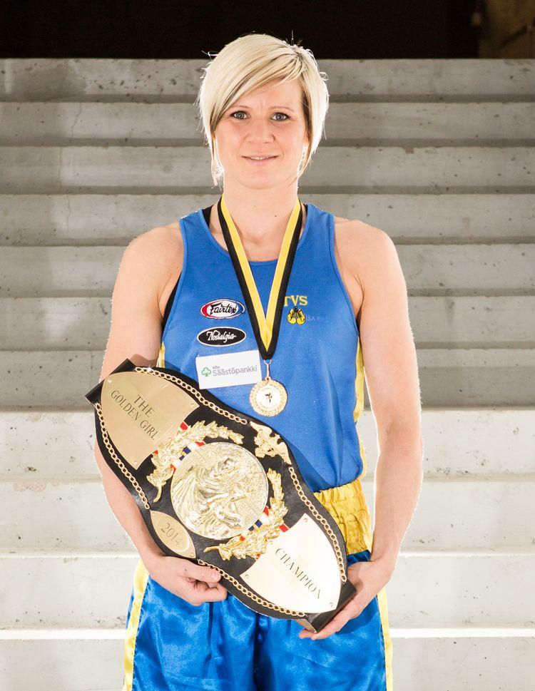 Mira Potkonen The Golden Girl Championship