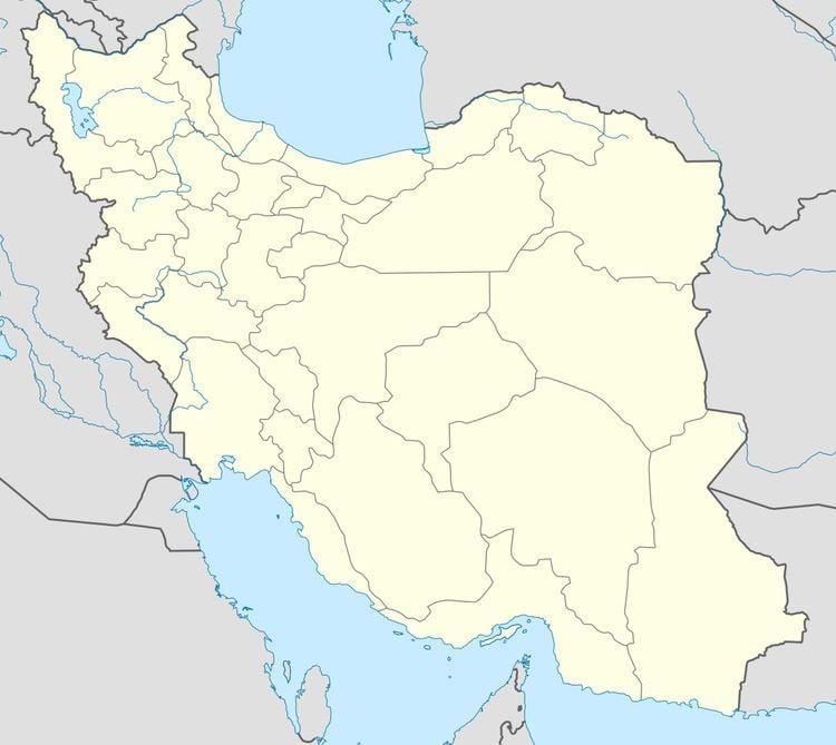 Mirabad, Tiran and Karvan